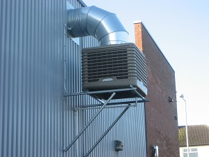 The Evaporative Cooler Series